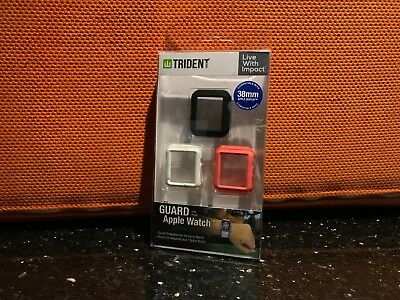 New Trident Guard for Apple Watch 38 mm