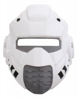 Space Wars Mask For Kids Boys Costume Fancy Dress Roleplaying Mask Space Gun