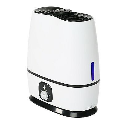 Everlasting Comfort Ultrasonic Humidifier (6L) - Built-in Oil Diffuser High M...