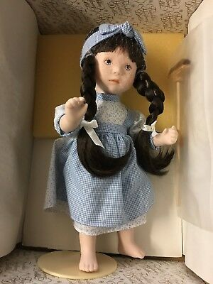 Saturday's Child from the Franklin Mint European Artists