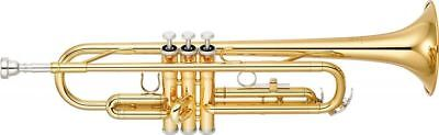 New YAMAHA Standard Trumpet Bb YTR-2330 With Hard Case and Mouthpiece From Japan