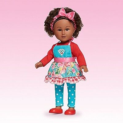 NEW and EXCLUSIVE! My Life As 7-inch Mini Doll - Pastry Chef, African American