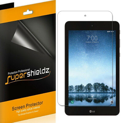 Tempered Glass Screen Protector 2nd Gen Supershieldz for LG G Pad F 8.0