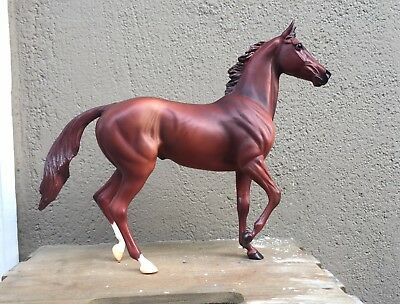 "Breyer Australian Target Store Exclusive ""Phar Lap"" on Lonesome Glory mold"