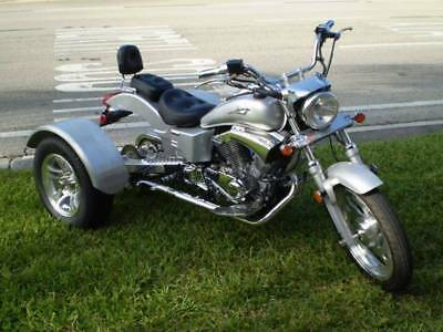 2006 Other Makes  2006 Zonghsen Trike- American Rear End