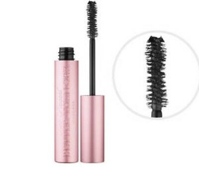 Mascara Too Faced Better Than Sex 8Ml Scatolato / Waterproof Deluxe Nero