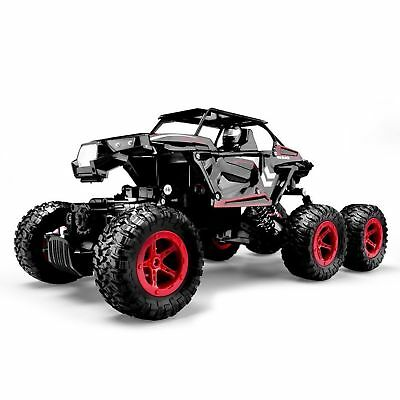 Remote Control Car RC 6WD High Speed Off-Road Truck Buggy Climbing Vehicle 6x6