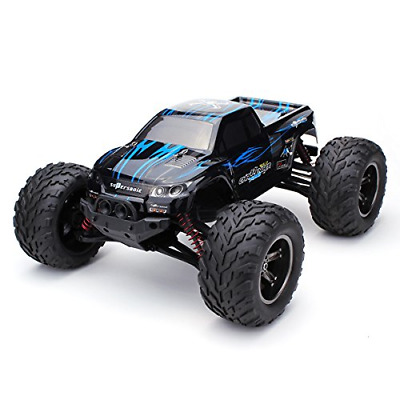 FMTStore 35+MPH 1/12 Scale RTR Remote control Brushed Electric RC Car 2.4Ghz 2WD