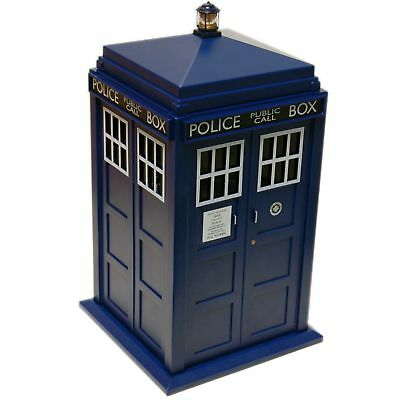 Underground Toys DR48 Doctor Who Tardis Talking Cookie Jar