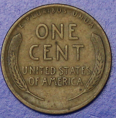 1914 -S  Lincoln Wheat Cent Penny 1c  -  XF Extra Fine Condition ( AP 44071 )