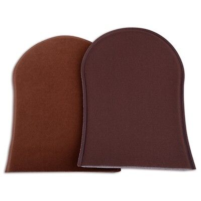 2pcs Velvet Mitt Per Lozioni abbronzanti Applicator Application Mitt Spray CM