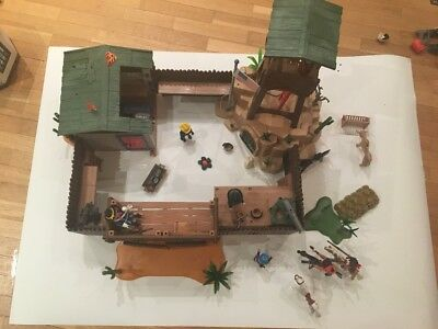 Playmobil Fort Brave Western Ranch 5245