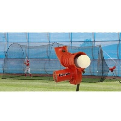 Heater Sports Power Alley Lite Softball & Power Alley Cage. Shipping is Free