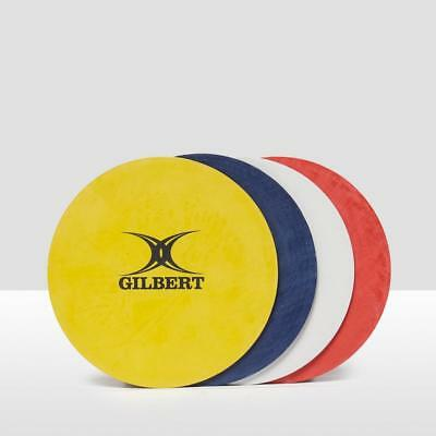 Gilbert Rubber Disk Pack (16) Rugby Accessories Rugby Accessories Multi