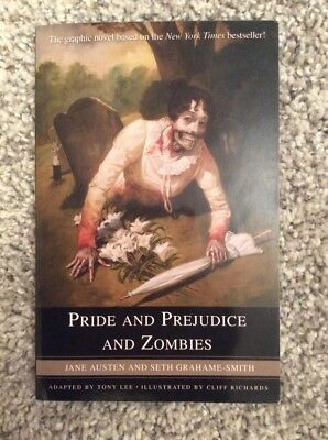 Pride and Prejudice and Zombies by Jane Austen New Paperback Book
