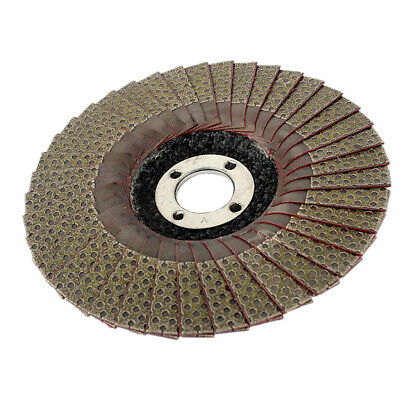 60Griit-400Grit Flap Disc Diamond Grinding Sanding Sandpaper Wheels Pad