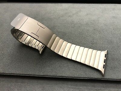Genuine Original apple watch bands 42mm Link Bracelet - Silver