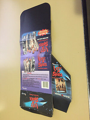 Lost In Space  - EMPTY CARD BOX - NO PACKS - SHIPPED FLAT