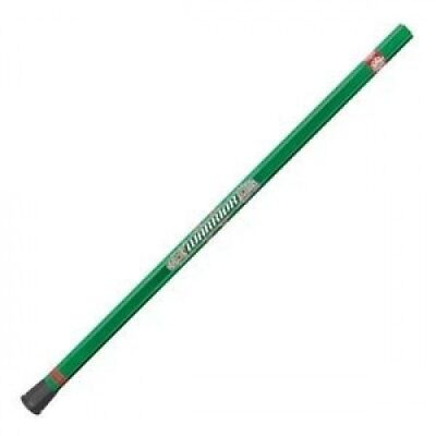 Warrior ALLOY 6000 Handle - Goalie Green. Free Delivery
