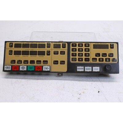 Mechalabor STM-700 24 track recorder control panel no.2
