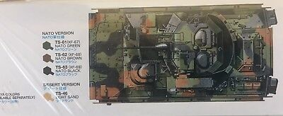Tamiya M2A2 ODS Infantry Fighting Vehicle Item 35264