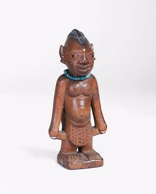 Genuine Single Antique Yoruba Ibeji Figure
