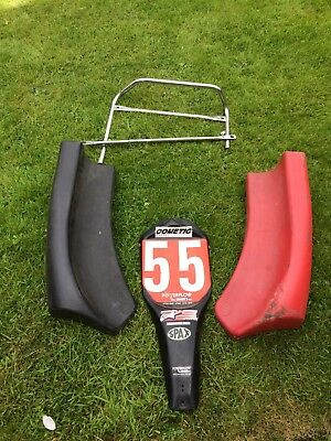 Go kart side pods Plus Side Bar And tie bar and Panel