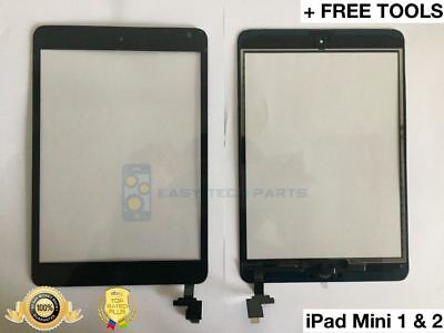BLACK for iPad mini Genuine OEM Display Touch Digitizer Glass Screen Replacement