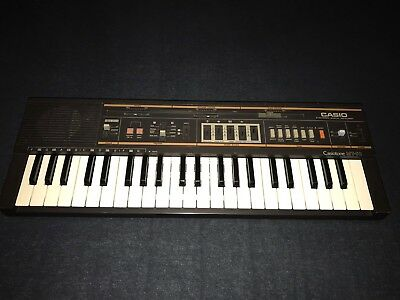 CASIOTONE MT-52 Keyboard with slight malfunctions