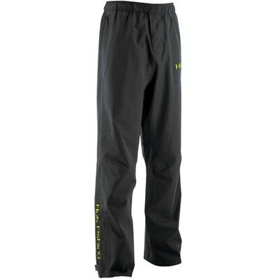 (X-Large) - Huk Packable Rain Pant, Colour: Black (H4000016blk)