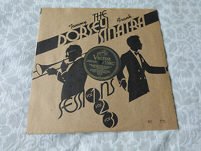 Frank Sinatra / Tommy Dorsey - Limited Edition Promo 78