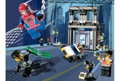 Lego Studios Spider-Man Action Studio (1376) Complete with Box  (NO CD)