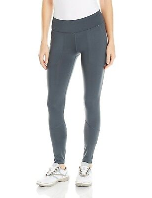 (Large, Stealth Gray/Stealth Gray) - Under Armour Women's Links Legging