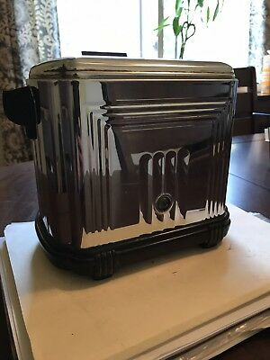 antique toaster Sunbeam model T-1-D