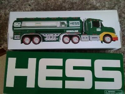 Hess gas toy truck