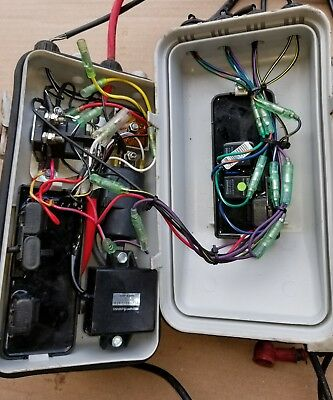 1994 SEADOO XP Electrical Box - mpem Electronics Ebox E-box 657x XP SP SPI  SPX