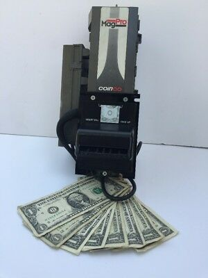 COINCO MagPro Mag30B $1 ONLY Validator REFURBISHED 180 Day Warranty BA30B
