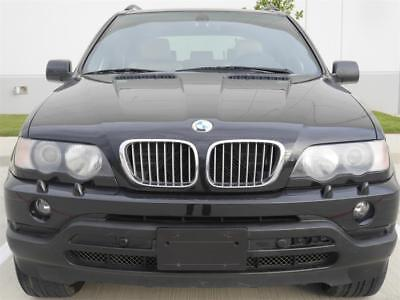 2003 BMW X5 4.4i 2003 BMW X5 4.4i Automatic 4-Door SUV