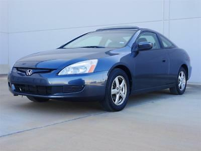 2004 Honda Accord EX w/Leather 2004 Honda Accord EX w/Leather Automatic 2-Door Coupe