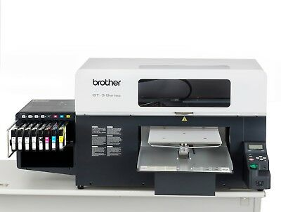 Brother GT - 381 GT3 Series DTG printer + Pretreatment Machine NEW RPR £24,999