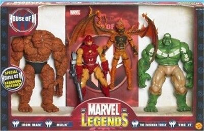 """Marvel Legends Gift Pack """"House of M"""". Free Shipping"""