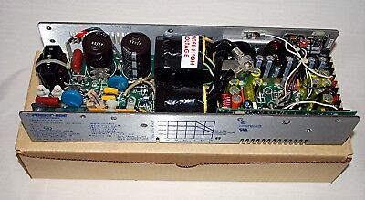 Power-One SPL400-5000P Power Supply with 5-Outputs and universal input