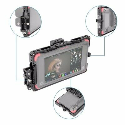 "SmallRig Director's 7"" Monitor Cage for ATOMOS Shogun Inferno and Flame Series"