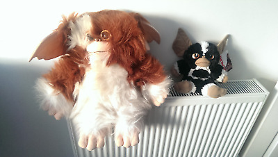 Gremlins Gizmo Plush Toy Gremlins Black And White Stuffed bundle
