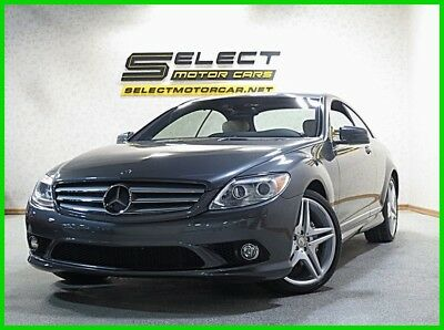 "2010 Mercedes-Benz CL-Class CL550 4MATIC® 2010 MERCEDES CL550 4MATIC SPECIAL LIMITED SENTIENAL EDITION ""NIGHT VISION""--""AM"