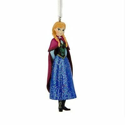 Disney Frozen Anna Ornament Made of Resin made by hallmark for disney