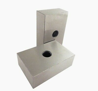 1/2in Hole Match Block Hardened Steel Free Shipping Precision Ground Machine Set