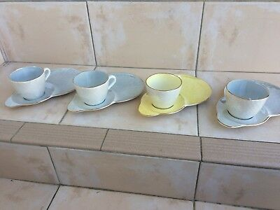 Maling Made In England Tennis Cup Sets x 4