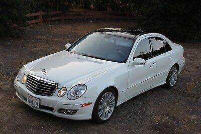 2007 Mercedes-Benz E-Class  07 Mercedes E550 - low miles-loaded
