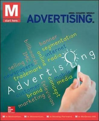 Advertising by William Arens